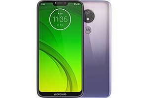 Motorola Moto G7 Power ADB Driver, PC Sync & Owners Manual PDF Download