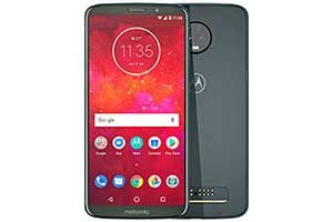 Motorola Moto Z3 Play USB Driver, PC Software & User Guide PDF Download