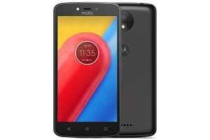 Motorola Moto C Plus USB Driver, PC Software & User Guide PDF Download