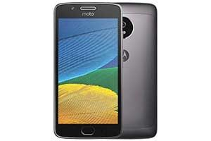 Motorola Moto G5 Plus USB Driver, PC Software & User Guide PDF Download