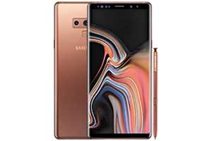 Samsung Note 9 USB Driver, PC Kies Software & User Guide PDF Download