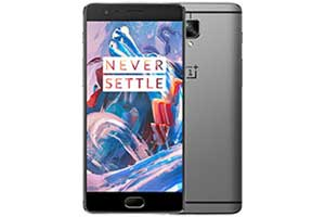 OnePlus 3 ADB Driver, PC Connect & Owners Manual PDF Download
