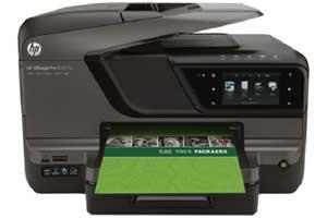 HP Officejet Pro 8600 Driver, Setup, Manual & Scanner Software Download