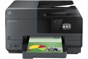 HP Officejet Pro 8610 Driver, Setup, Manual & Scanner Software Download