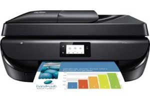 HP OfficeJet 5258 Driver, Wireless Setup, Manual & Scanner Software Download