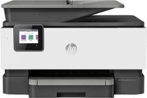 HP OfficeJet Pro 9012 Driver, Setup, Manual, App & Scanner Software Download
