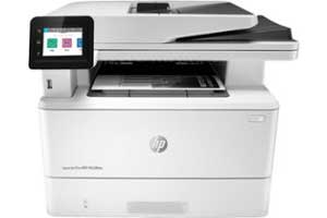 HP LaserJet Pro M429fdw Driver, Wifi Setup, Manual & Scanner Software Download