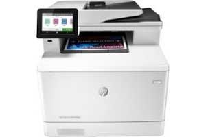 HP LaserJet Pro M479fdn Driver, Setup, Printer Manual & Scanner Software Download