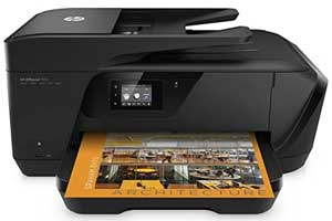 HP OfficeJet 7510 Driver, Wifi Setup, Printer Manual & Scanner Software Download