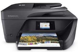 HP OfficeJet Pro 6960 Driver, Wifi Setup, Printer Manual & Scanner Software Download