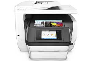 HP OfficeJet Pro 8745 Driver, Wifi Setup, Printer Manual & Scanner Software Download