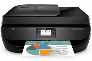 HP OfficeJet 4652 Driver, Wifi Setup, Printer Manual & Scanner Software Download