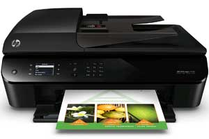 HP OfficeJet 4630 Driver, Wifi Setup, Printer Manual & Scanner Software Download
