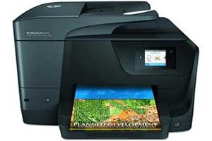 HP OfficeJet Pro 8715 Driver, Wifi Setup, Printer Manual & Scanner Software Download