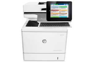 HP LaserJet M577f Driver, Printer Setup, Manual & Scanner Software Download
