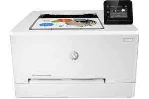 HP LaserJet Pro M254dw Driver, Wifi Setup, Printer Manual & Software Download