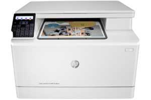 HP LaserJet Pro M180nw Driver, Wifi Setup, Manual & Scanner Software Download