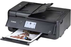 Canon TS9520 Driver, Wifi Setup, Manual, App & Scanner Software Download