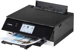 Canon TS8340 Driver, Wifi Setup, Manual, App & Scanner Software Download
