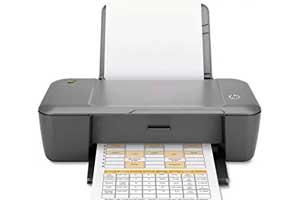 HP Deskjet 1000 Driver, Wifi Setup, Printer Manual & Scanner Software Download