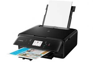 Canon TS6100 Driver, Wifi Setup, Manual, App & Scanner Software Download