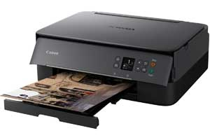 Canon TS5300 Driver, Wifi Setup, Manual, App & Scanner Software Download