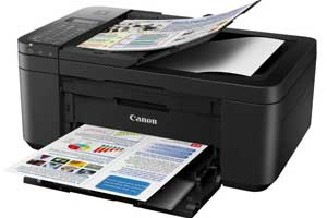 Canon TR4550 Driver, Wifi Setup, Manual, App & Scanner Software Download