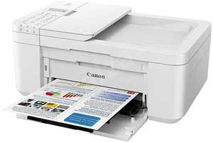 Canon TR4551 Driver, Wifi Setup, Manual, App & Scanner Software Download