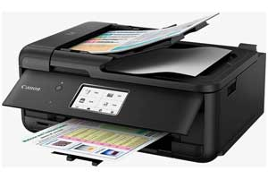 Canon TR8550 Driver, Wifi Setup, Manual, App & Scanner Software Download