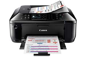 Canon MX515 Driver, Wifi Setup, Manual, App & Scanner Software Download